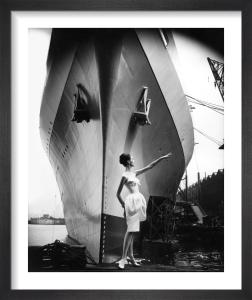 Vogue July 1960 by Don Honeyman