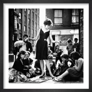 Vogue July 1961 by Eugene Vernier
