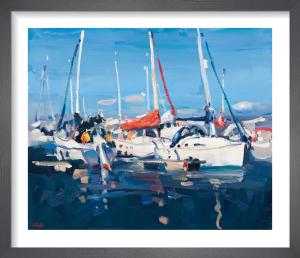 Red Sail by James Fullarton