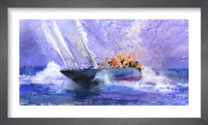 Ploughing Through by John Harris
