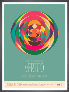 Vertigo by Simon C Page