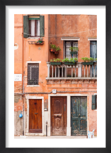 Three Doors of Venice by Julian Elliott