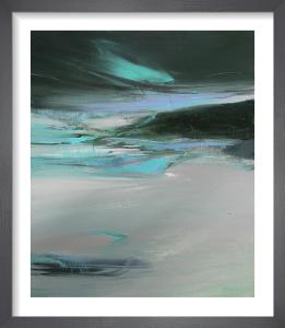 Darting Green by Kathy Ramsay Carr