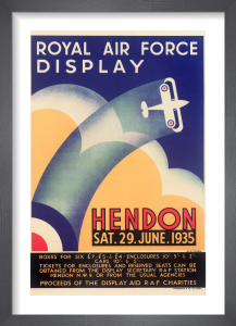 Royal Air Force Display, Hendon, 1935 by Royal Aeronautical Society