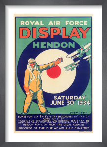 Royal Air Force Display, Hendon, 1934 by Royal Aeronautical Society