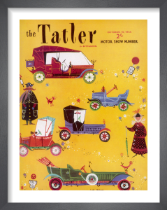 The Tatler, October 1955 by Tatler