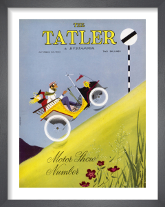 The Tatler, October 1954 by Tatler