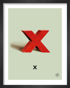 x by Ladybird Books'