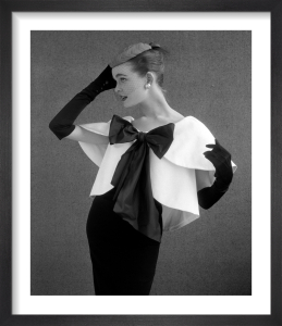 Tiered grosgrain evening jacket by John French