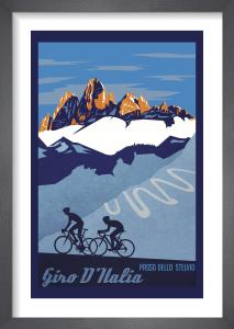 Giro D'Italia by Sassan Filsoof