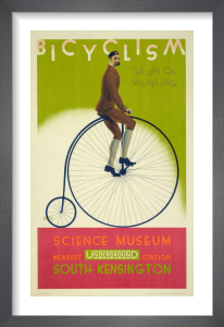 Bicyclism - The art of wheeling, 1928 by Austin Cooper