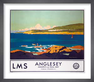 Anglesey by Norman Wilkinson