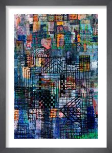 Gridlock II by Andy Mercer