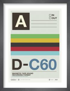 Cassette - Magnetic by Neil Stevens