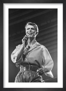 David Bowie, June 1978 by Mirrorpix
