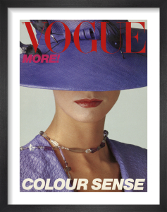 Vogue February 1979 by Barry Lategan