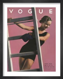Vogue June 1937 by Anton Bruehl