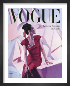 Vogue September 1946 by Cecil Beaton