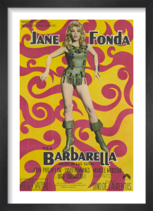 Barbarella (spanish) by Cinema Greats
