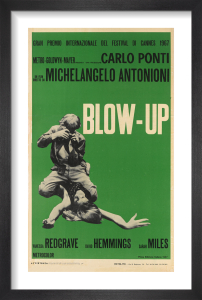 Blow-Up (italian - green) by Cinema Greats