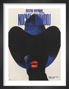 Midnight Cowboy (polish) by Cinema Greats