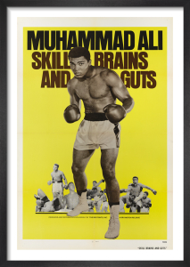 Muhammad Ali - Skill, Brains and Guts by Cinema Greats