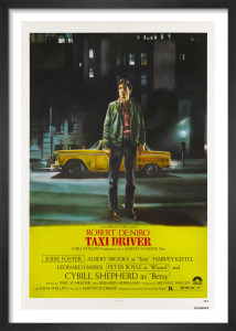 Taxi Driver by Cinema Greats