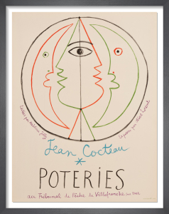 Poteries, 1958 by Jean Cocteau