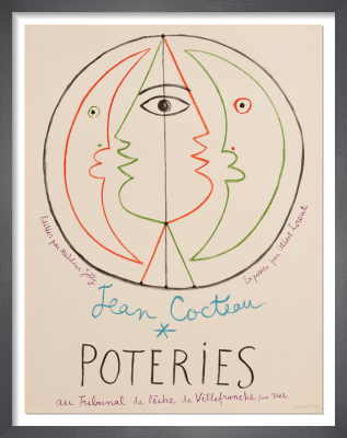 Poteries, 1958 by Jean Cocteau