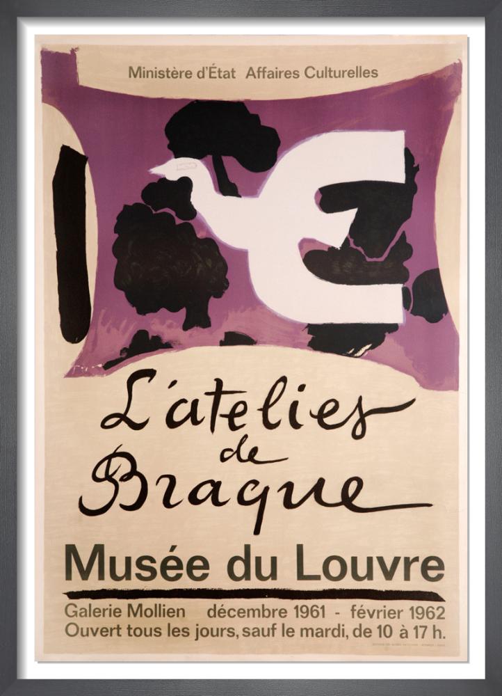 L'Atelier de Braque, 1961 by Georges Braque