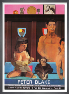 Paintings and Drawings by Peter Blake