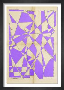 Lost Gardens No.2 (lilac) by Hormazd Narielwalla
