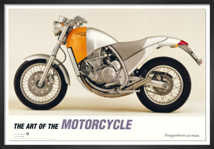 The Art of the Motorcycle by Marc Bondarenco