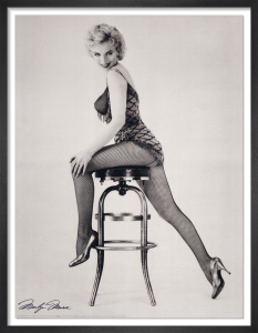 Bus Stop - Marilyn Monroe, 1956 by Anonymous