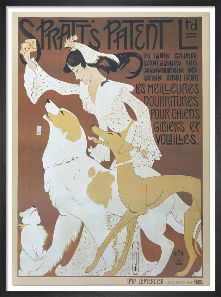 Spratt's Patent Ltd, c.1909 by Auguste Roubille