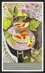 Goldfish, 1911 by Henri Matisse