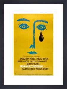 Bonjour Tristesse by Cinema Greats