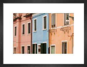 Pastello di Burano by Julian Elliott