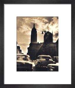 42nd Street, NYC 1955 by Mario De Biasi