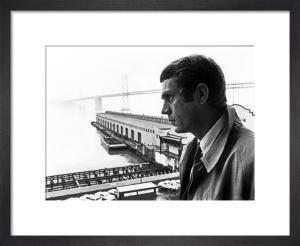 Steve McQueen - Bullitt by Hollywood Photo Archive