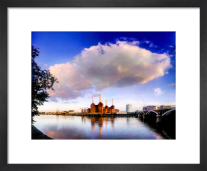 Battersea Power Station by Henry Reichhold