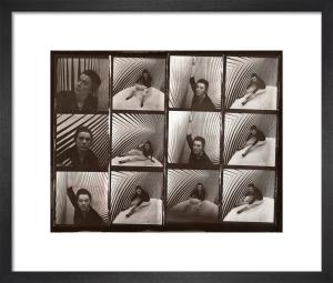 Bridget Riley, 1963 by Ida Kar