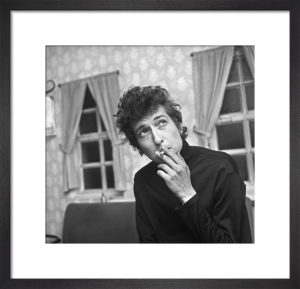 Bob Dylan, May 1965 by Mirrorpix