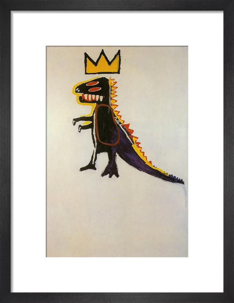 Pez Dispenser, 1984 by Jean-Michel Basquiat