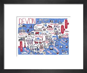 Devon by Julia Gash