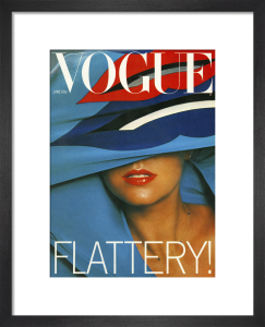 Vogue June 1977 by Barry Lategan