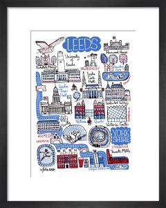Leeds by Julia Gash