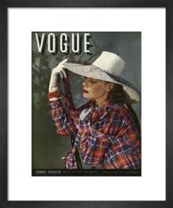 Vogue July 1939 by Horst P. Horst