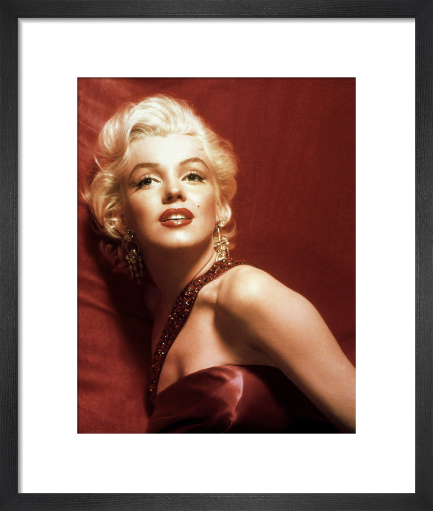 Marilyn Monroe by Hollywood Photo Archive
