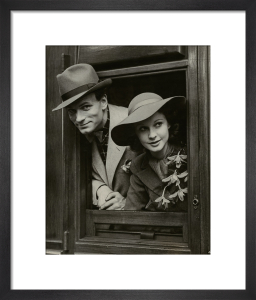 Laurence Olivier and Vivien Leigh, May 1937 by Anonymous